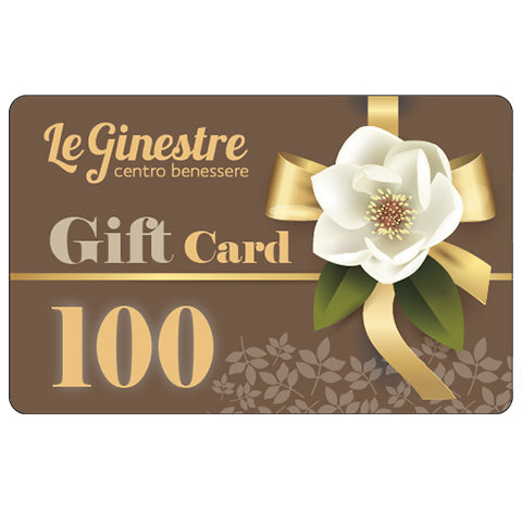 Le Ginestre Gift Card 100 Euro