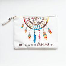 Load image into Gallery viewer, Kids Follow Your Dreams Large Pouch Bag