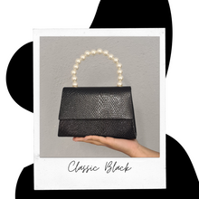 Load image into Gallery viewer, Classic Black - The Perla Collection