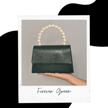 Load image into Gallery viewer, Forever Green - The Perla Collection