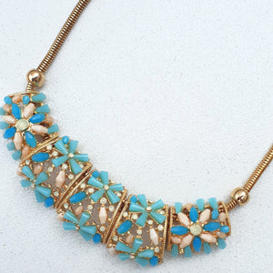Selene Jewelled Necklace