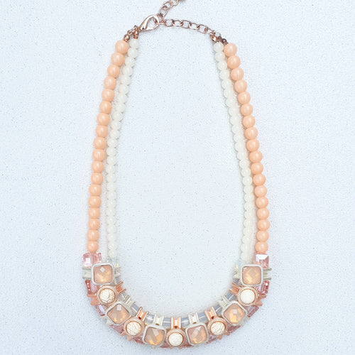 Cassia Jewelled Necklace