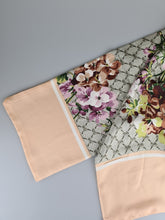 Load image into Gallery viewer, La Fleur Silk Scarf