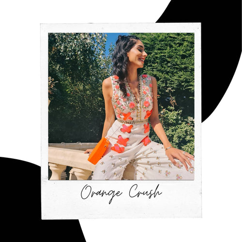 Orange Crush - The Colorata Collection