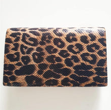 Load image into Gallery viewer, Leopard Envelope Bag
