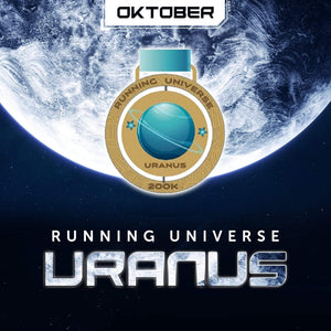 virtueller lauf marathon virtual running Uranus