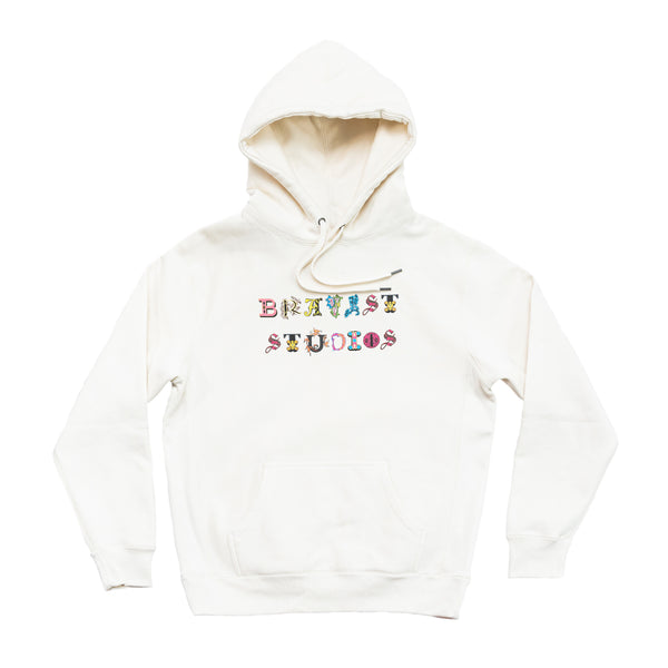 2021 Virgin Mary Hoodie Cream