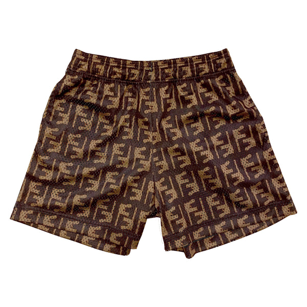2020 S/S Gunner Shorts Brown