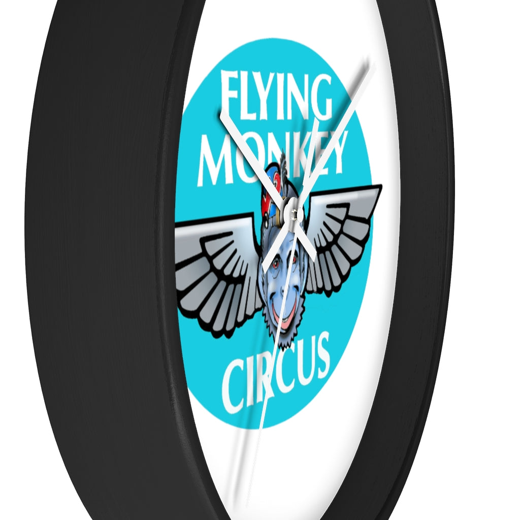 Flying Monkey Wall clock