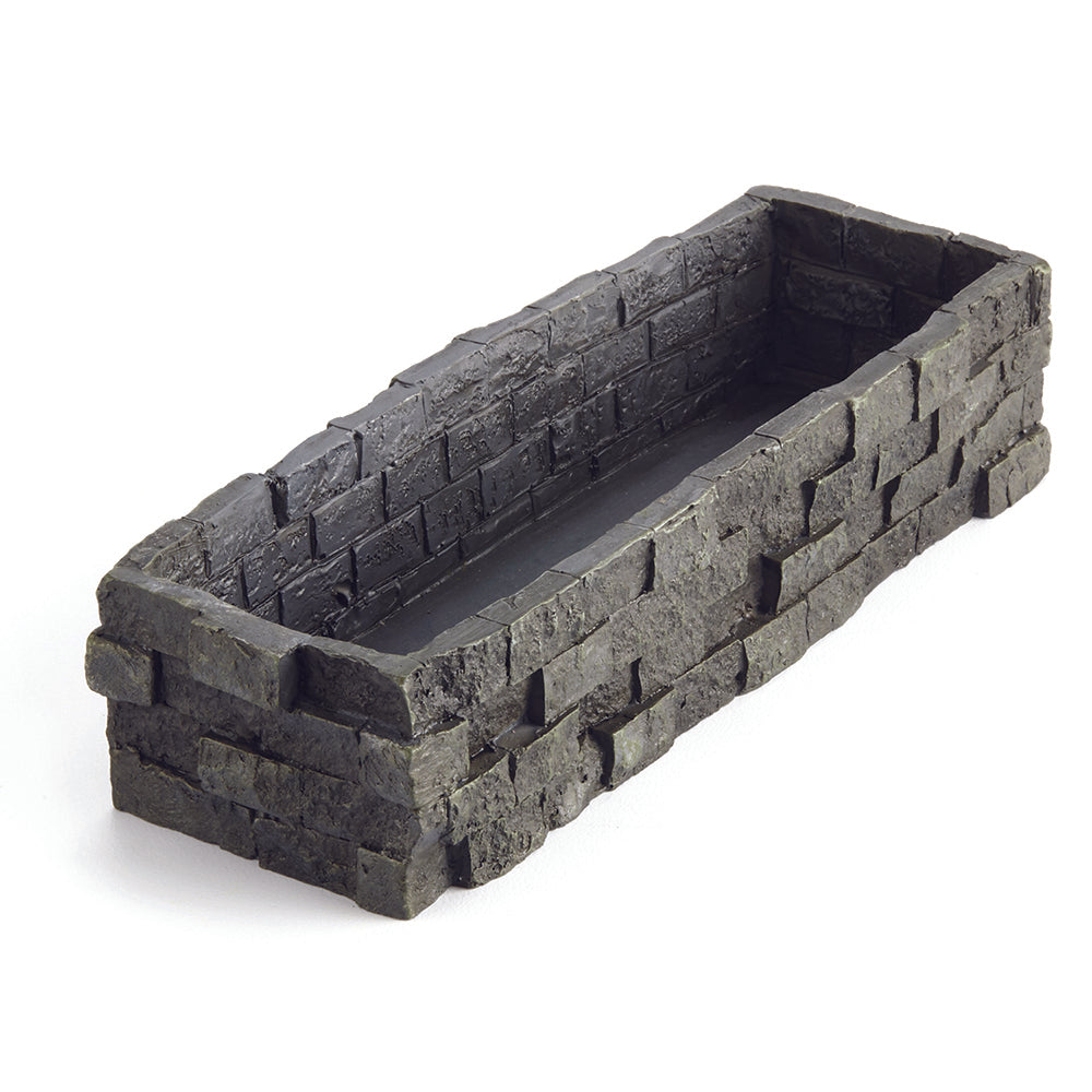 Rectangular Stone Planter