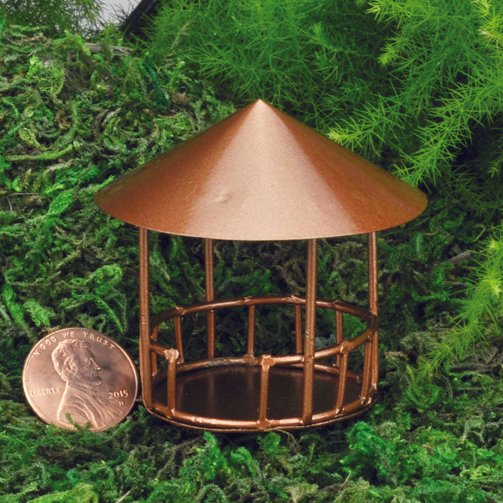 Micro Metal Gazebo Pick