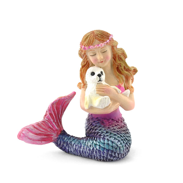 Mermaid w/ Seal