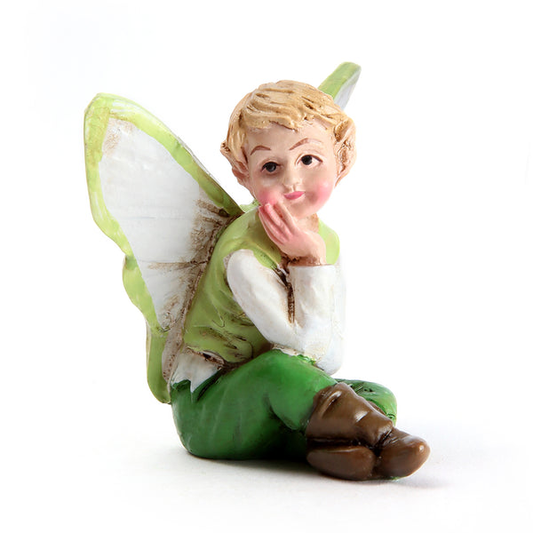 Acorn the Tiny Fairy Boy