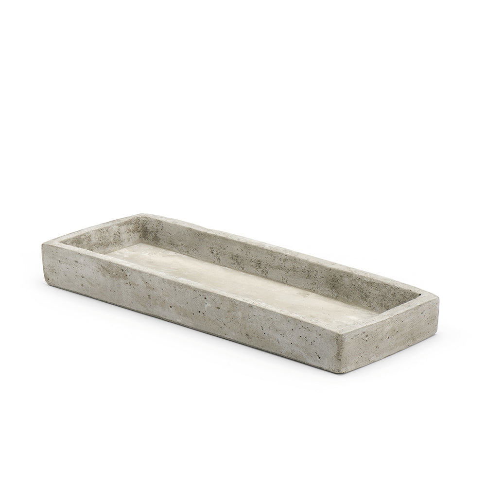 Rectangular Sand Plate, Cement