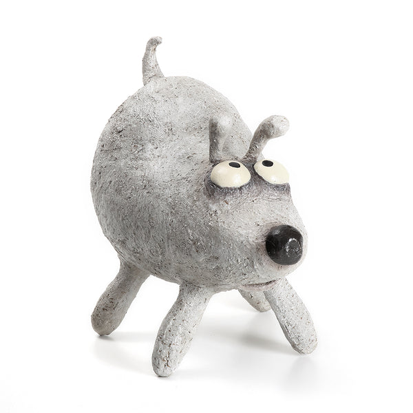 Bingo Dog Sculpture