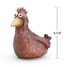 Load image into Gallery viewer, Lil Red the Hen Planter
