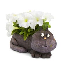 Load image into Gallery viewer, Violet the Cat Planter