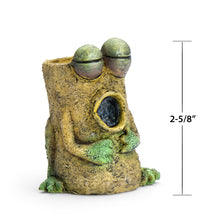 Load image into Gallery viewer, Singing Frog Mom & Baby Planters (Set of 2)