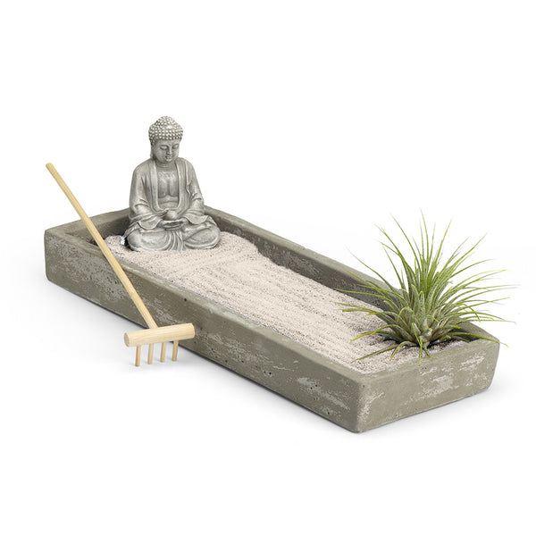 Meditating Buddha Zen Kit