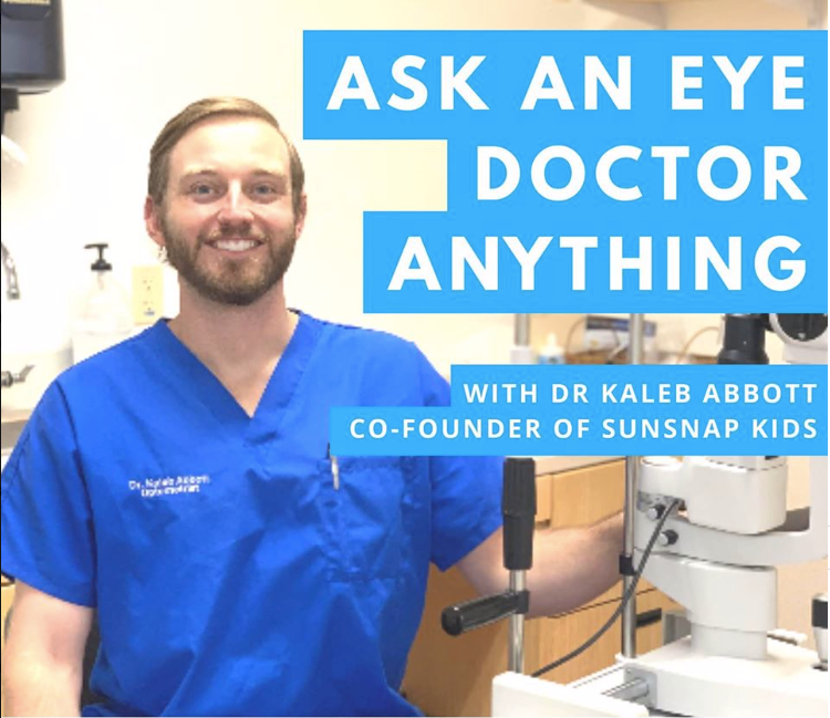 Ask An Eye Doctor: COVID-19 Edition