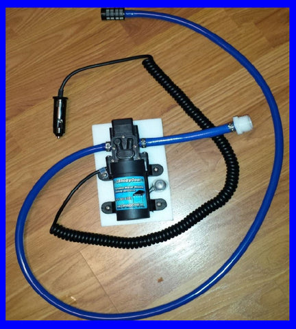 CPA48 Complete Pump Assembly w/Strainer Filter