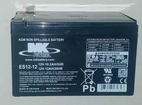 Large 12Volt Battery Only