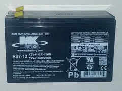 12volt 7AH Medium Battery Kit
