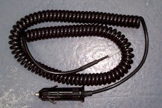 Cigarette Lighter Power Cord