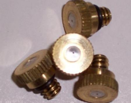 Mist Nozzles Brass/Stainless
