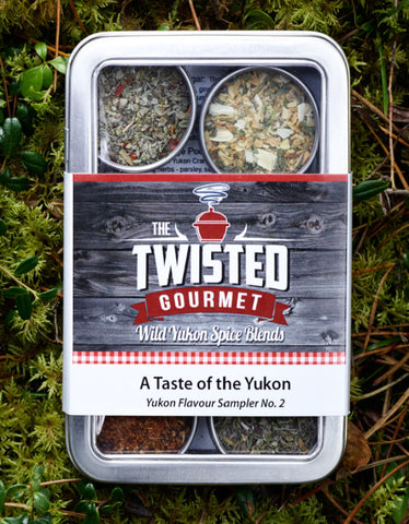 Sampler Tin - Taste of the Yukon #2