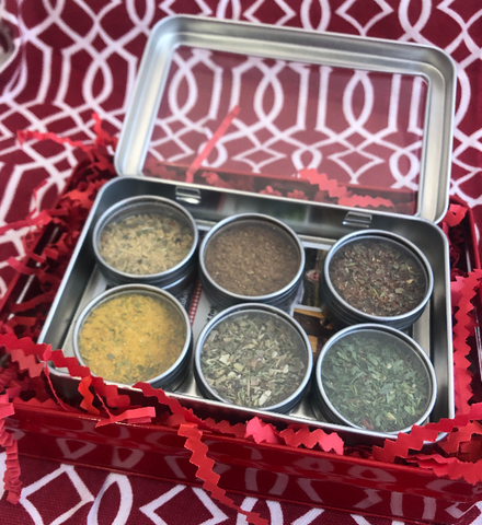 Sampler Tin - International Favourites #3