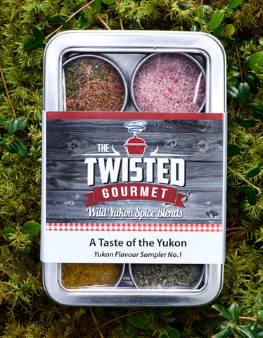 Sampler Tin - Taste of the Yukon Sampler #1