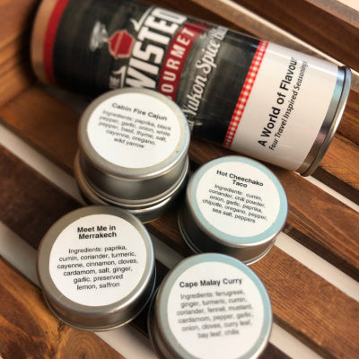Sampler Tin - A World of Flavour