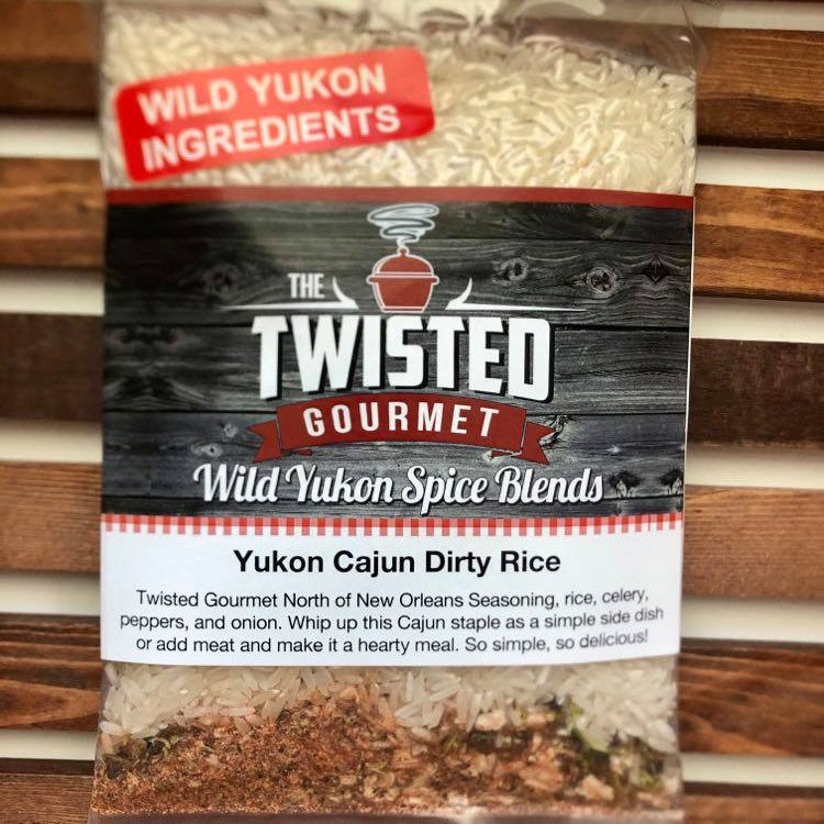 Side - Yukon Cajun Dirty Rice