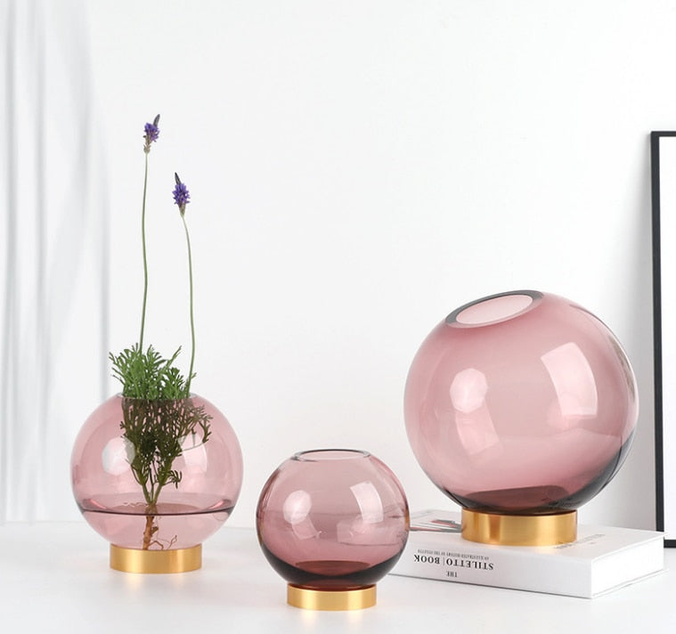 Bubble Vases