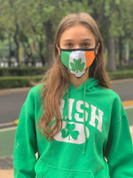 Load image into Gallery viewer, Irish Flag Mask