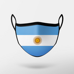 Load image into Gallery viewer, Argentina Flag Mask