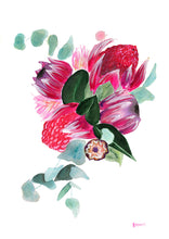 Load image into Gallery viewer, Waratah Bouquet