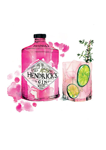 Henricks Gin original