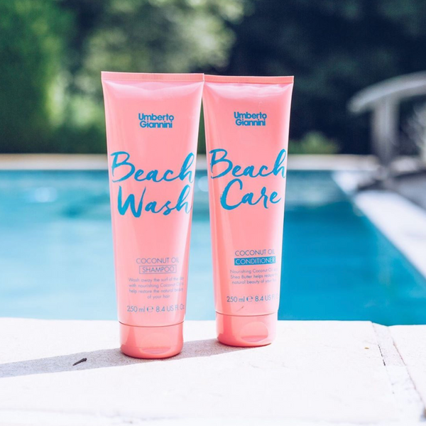 Beach Hair Care by Umberto Giannini
