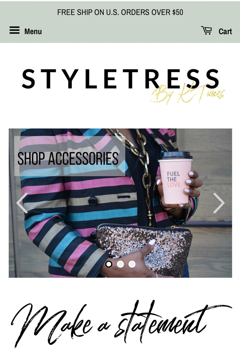 Styletress is Relaunching!