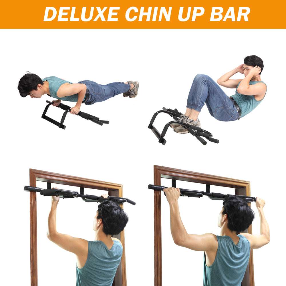 Deluxe Chin Up Bar