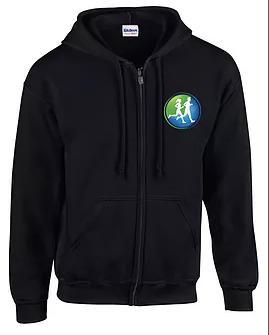Hoodie- A Better World Running Logo