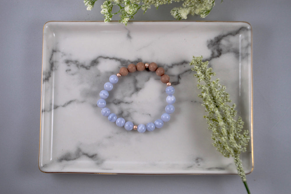 Clear Communication Diffuser Bracelet