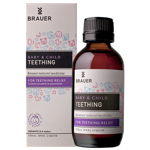 Brauer Baby & Child Teething Relief 100mL