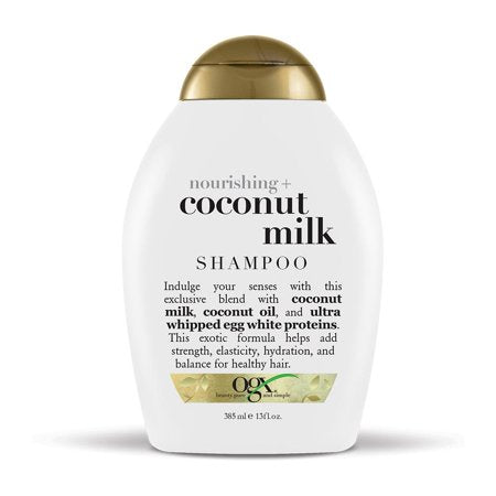 OGX Nourishing - Coconut Milk Shampoo - 385ml
