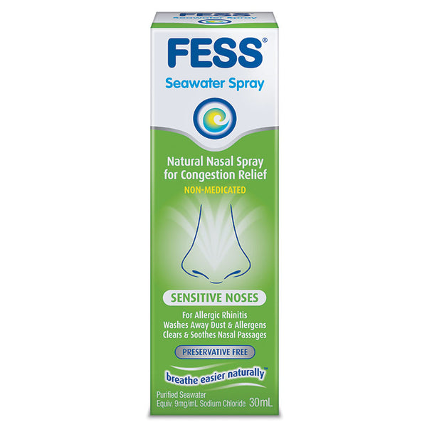 Fess Sensitive Nasal Spray 30mL