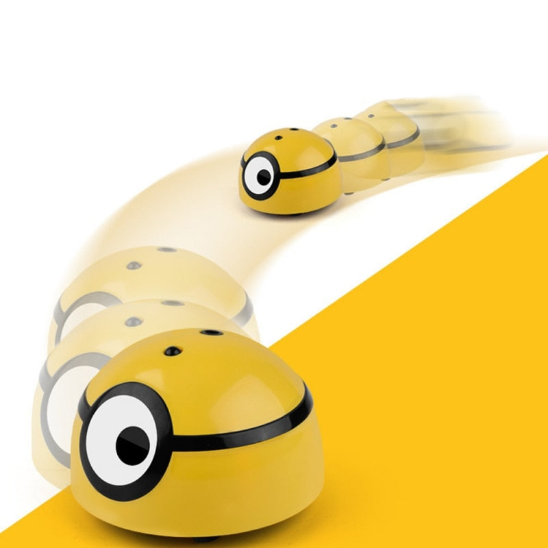 Interactive 'Yellow Bob' Escaping Toy
