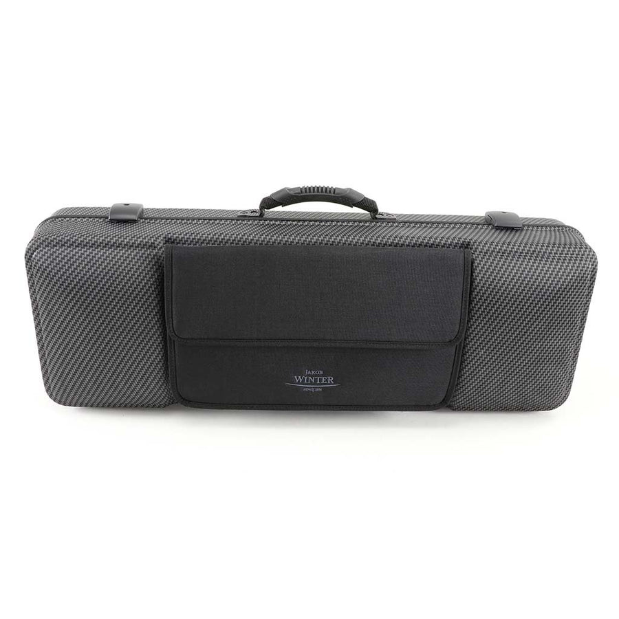 Viola Shaped Case Greenline