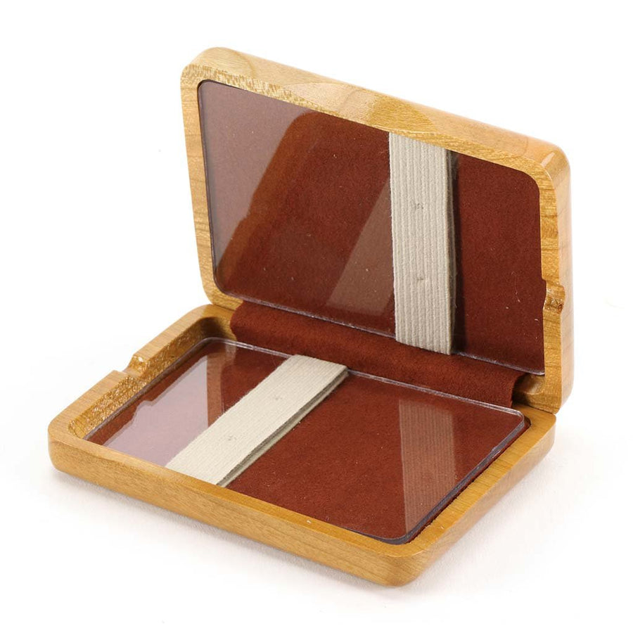 Reed Case from Cherry Wood